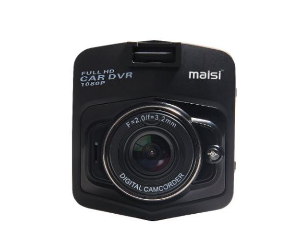 MAISI®  G60 Smart Dash Camcorder with Parking Assistance, Mini Car Camera (Motion Detection, Loop Recording)