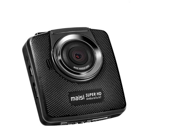 MAISI M60 1296p HD In Car Dash Cam Camera DVR Digital Driving Video Recorder with Smart Collision Detection - UPC :712319557440